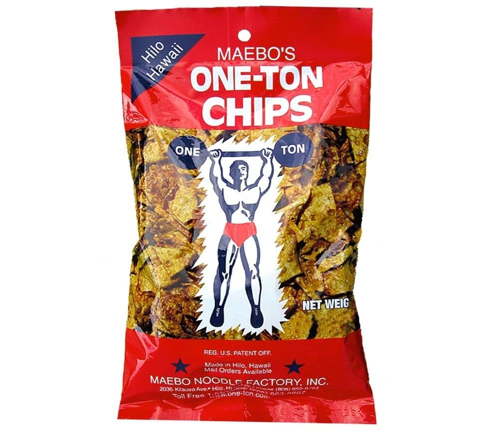 one ton chips